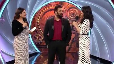 Salman Khan quizzes Raveena Tandon, Jacqueline Fernandez about who knows him better. Watch – tv