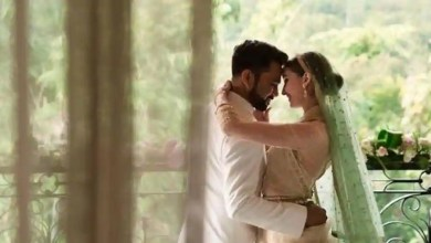 Bharat director Ali Abbas Zafar shares wedding pic, introduces wife Alicia Zafar: 'Mine for life' – bollywood