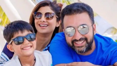 Raj Kundra reacts to report that he bought a Lamborghini for son Viaan:'Kindly mention it was a toy Lambo car' – bollywood