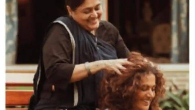 Rashmi Rocket: Taapsee Pannu shares pic with Supriya Pathak giving her a head massage. See here – bollywood