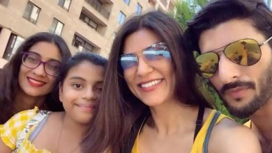Renee Sen says mom Sushmita Sen's boyfriend Rohman Shawl is a man of few words: 'Means a lot when he says he is proud of me' – bollywood
