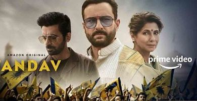Tandav Web Series Review – Bollymoviereviewz