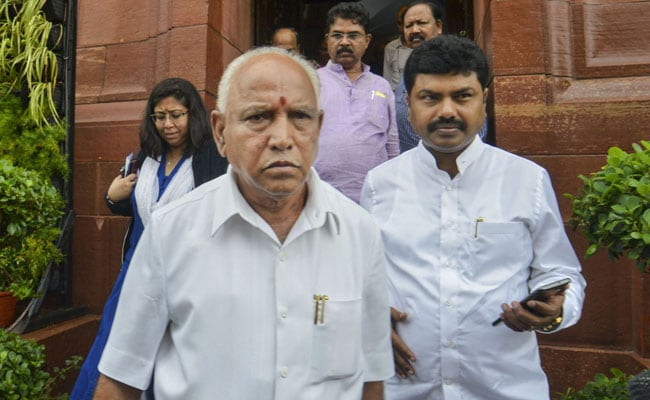 """""""CD And Blackmail,"""" Allege BJP Leaders In Karnataka Cabinet Expansion Row"""
