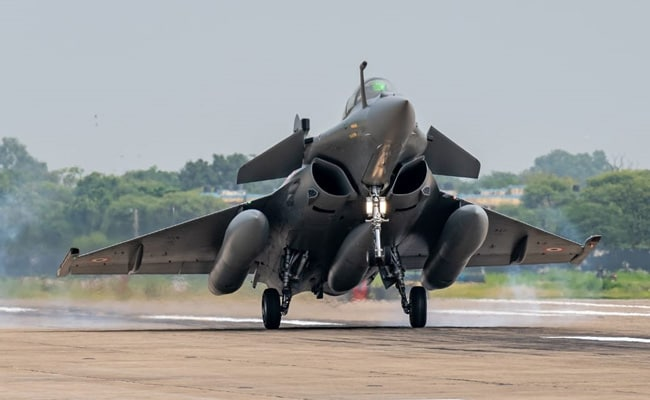 Rafale Air Show In Republic Day Parade For The First Time This Year
