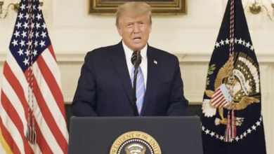 """No Chance Of """"Fair Trial"""" Till Impeached Trump In Office: US Senate Leader"""