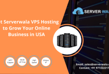 Get Serverwala VPS Hosting to Grow Your Online Business in USA