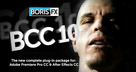 Boris FX BCC 10