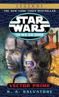 Vector Prime Star Wars: The New Jedi Order Book 1 Review