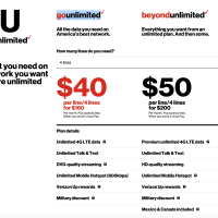 Verizon Unlimited Plans Are Not Unlimited