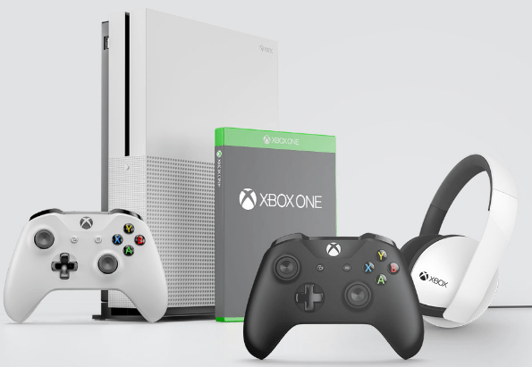 Xbox One S Time To Play The Game