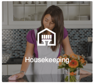 housecleaning