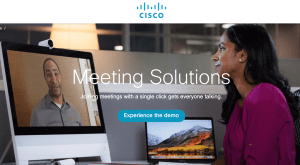 cisco meeting