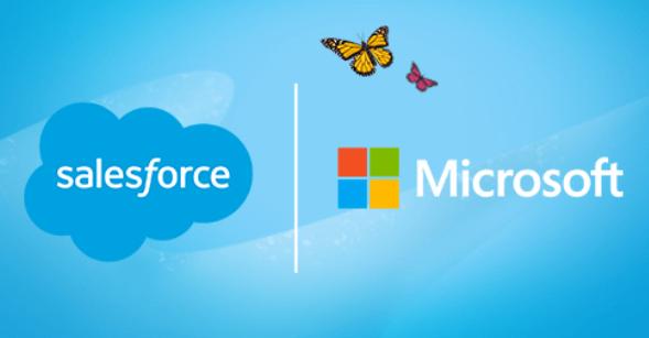 Salesforce Announces Microsoft Azure Will Host The Salesforce Marketing Cloud