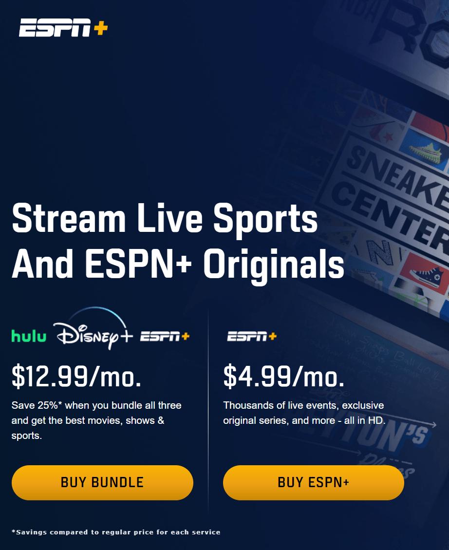 Is ESPN+ Worth The Money?