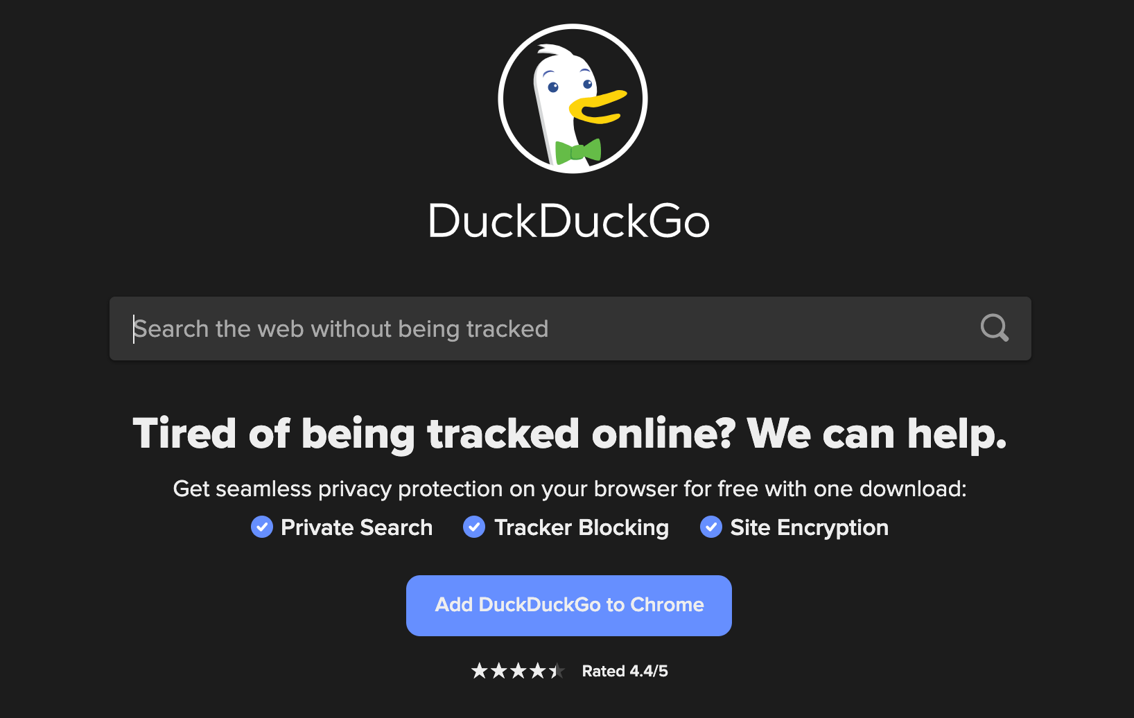 Why DuckDuckGo Is Right For Apple