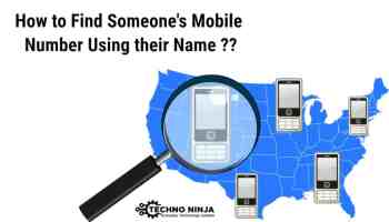 How to Find Someone's Mobile Number By Their Name
