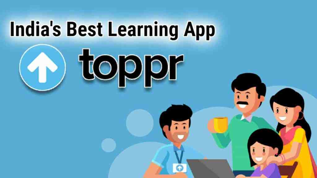 What is Toppr App