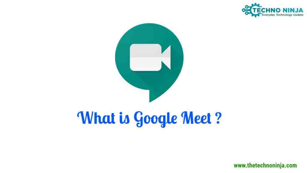 What is Google Meet ?