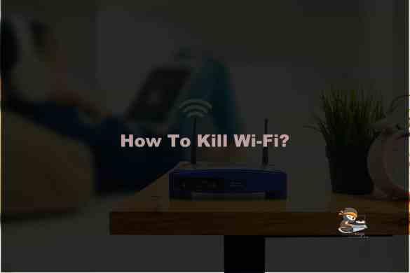 wifi killer