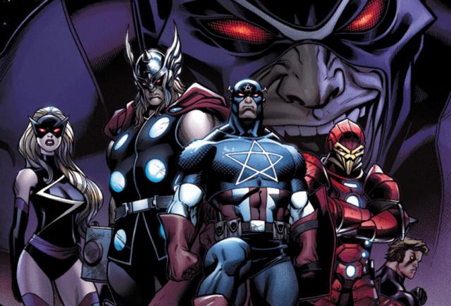 Marvel's Revengers.