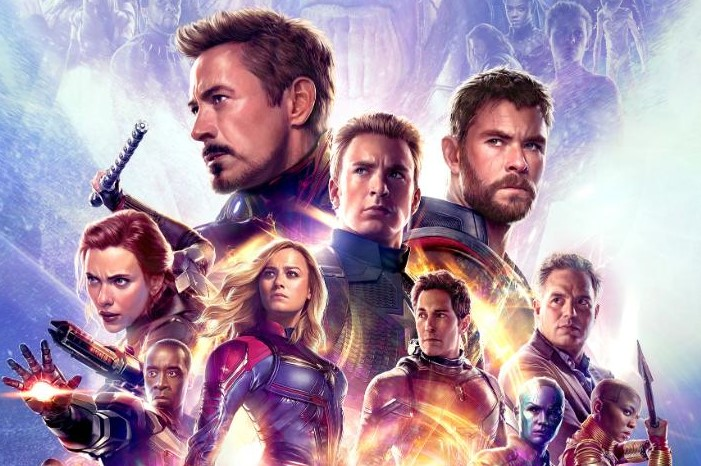 Avengers: Endgame Alternate Poster