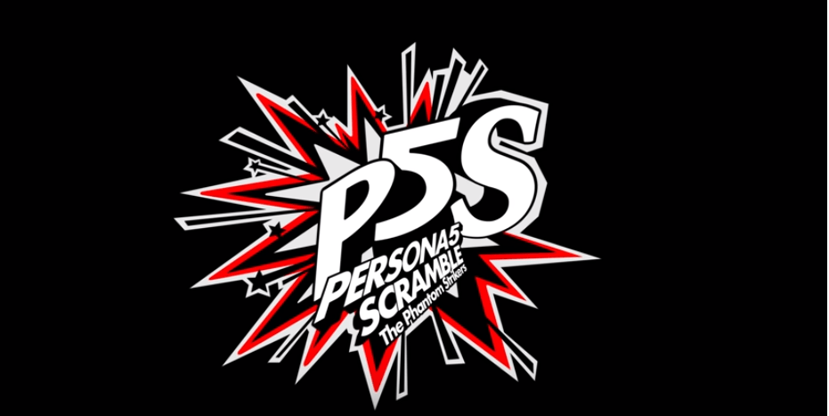 Persona 5 Scramble: The Phantom Strikers header image with logo