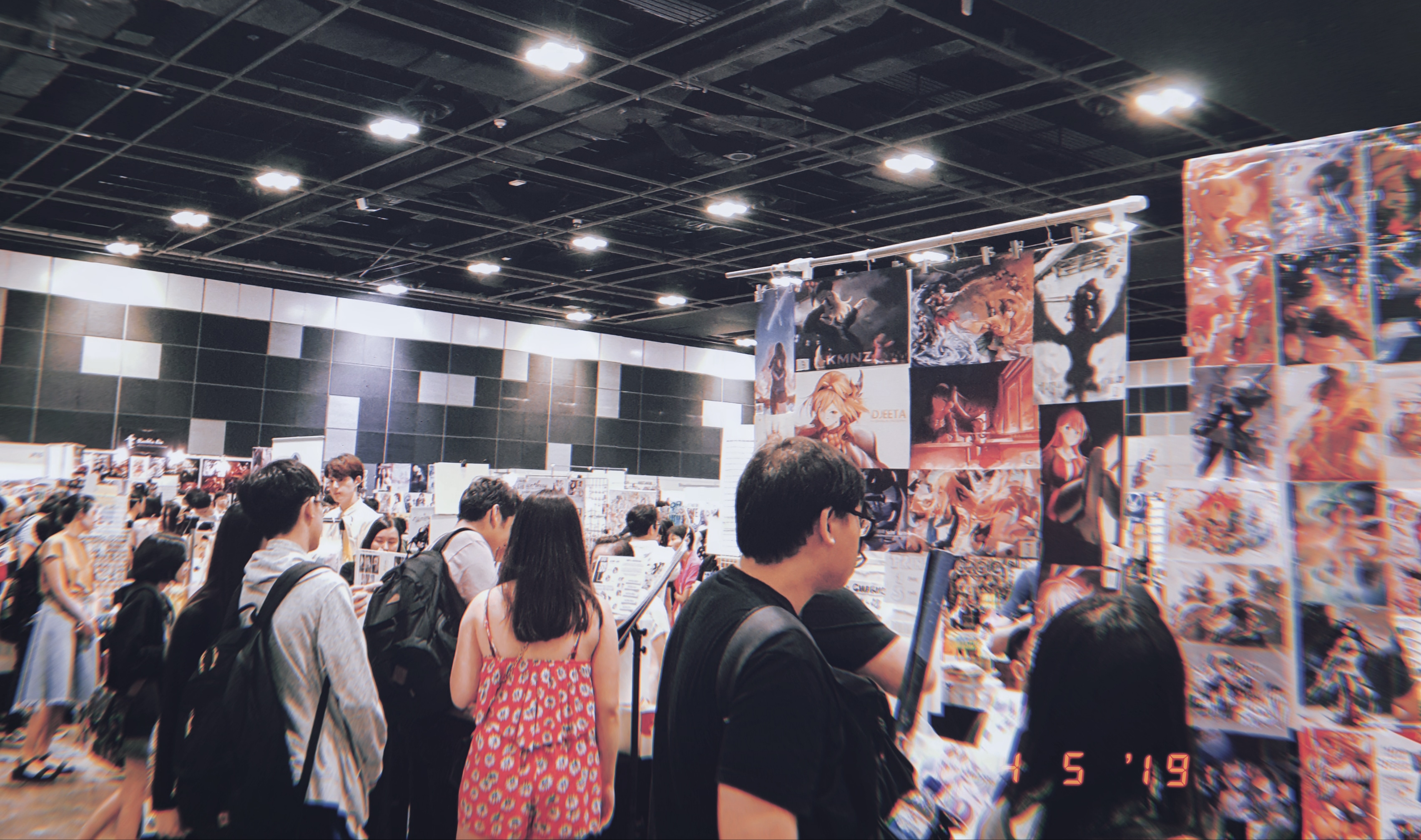 Doujin Market Doujima 2019 Event