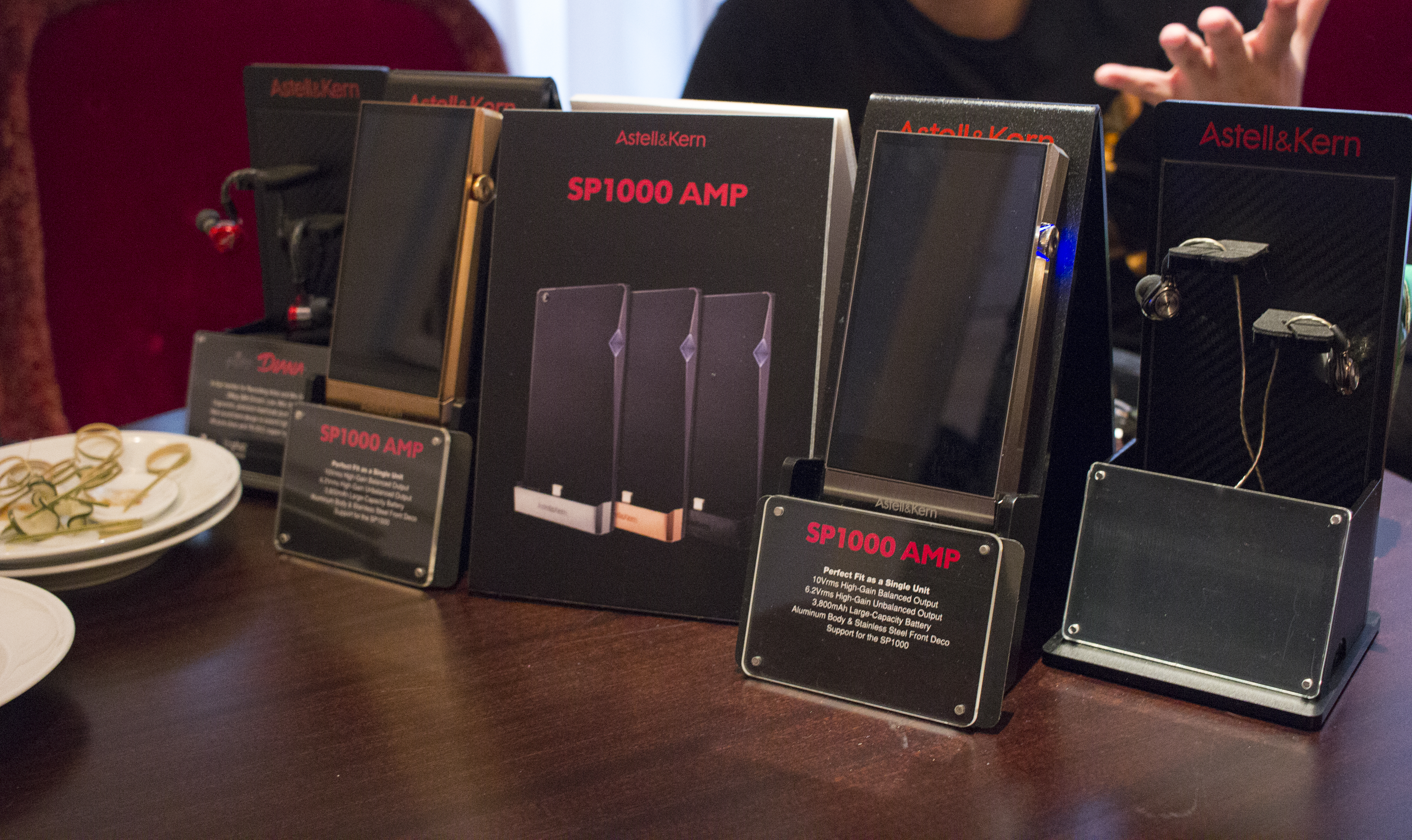 Astell&Kern launches new high-end audio players: SP1000 AMP