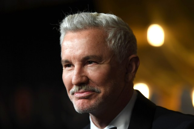 Baz Luhrmann, the director of the upcoming Elvis Presley biopic. Photo by Pete Summers/REX/Shutterstock (9111631v)