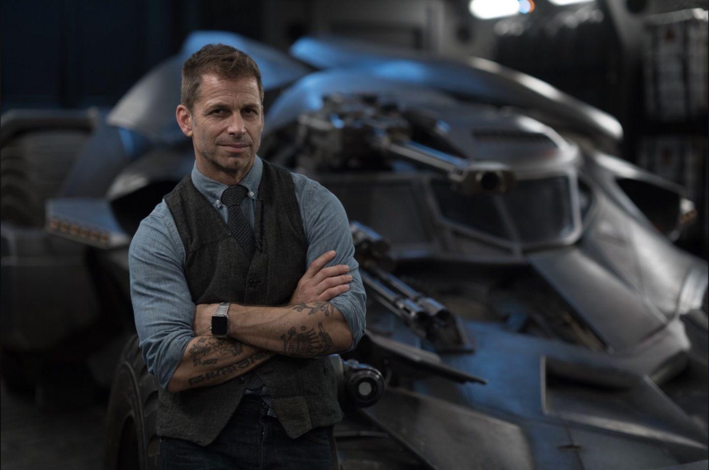 Zack Snyder via batman-news.com