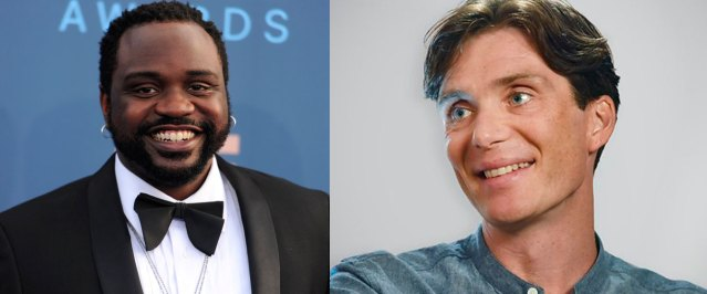 Brian Tyree Henry and Cillian Murphy added to the cast Credit to Richard Shotwell/Rex/Shuttershock via variety.com (Henry) via bbc.co.uk (Murphy)