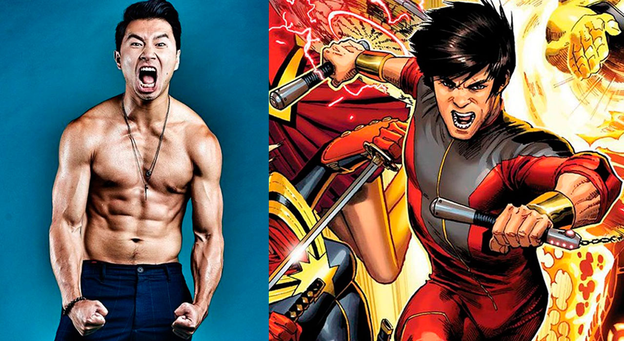 Simu Liu to star as Asian superhero Shang-Chi in the next Marvel film