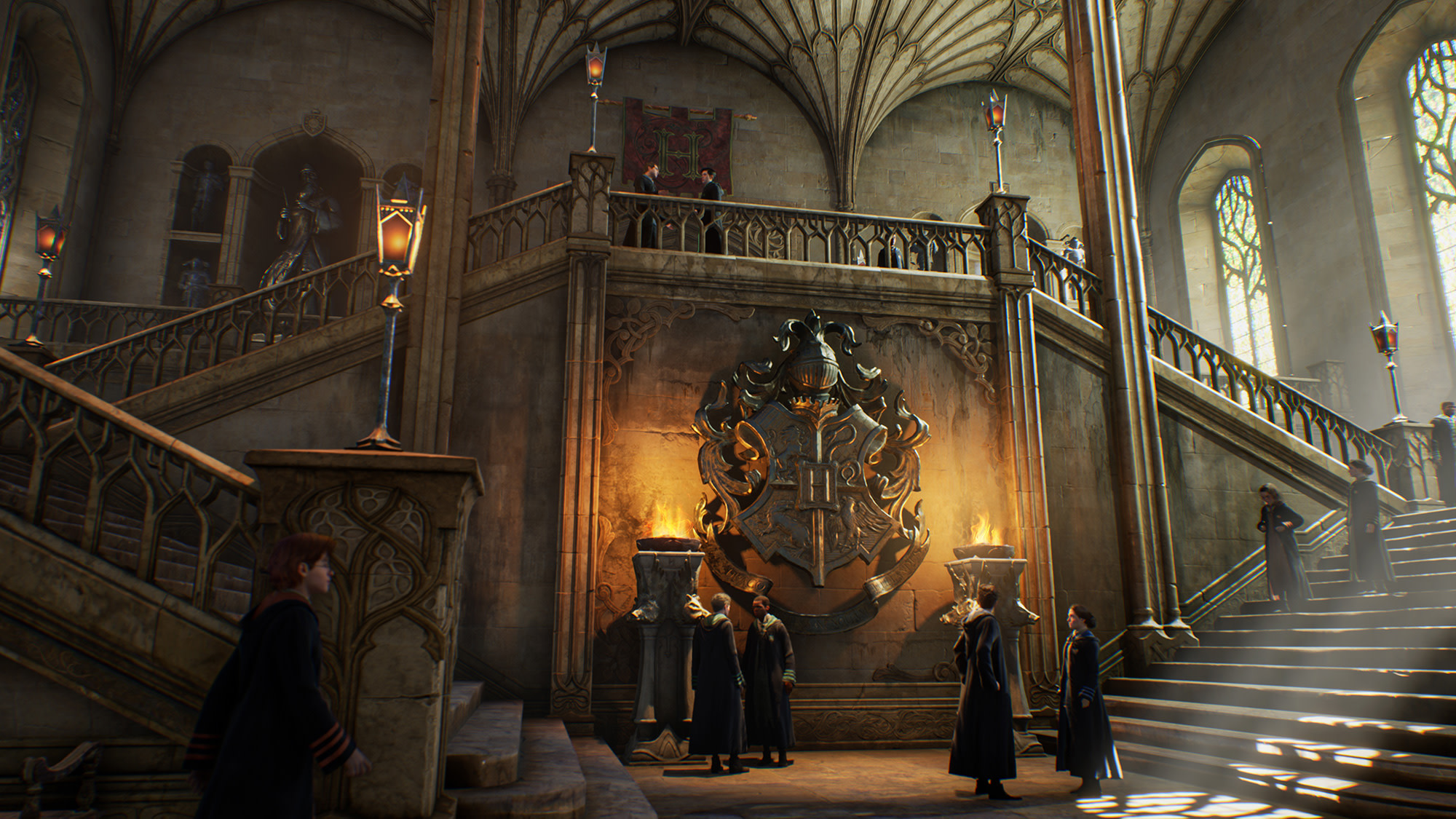 Is there a multiplayer mode in Hogwarts Legacy? | Gamepur  |Hogwarts Legacy