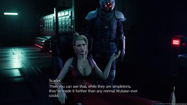 Final Fantasy VII Remake Episode INTERmission