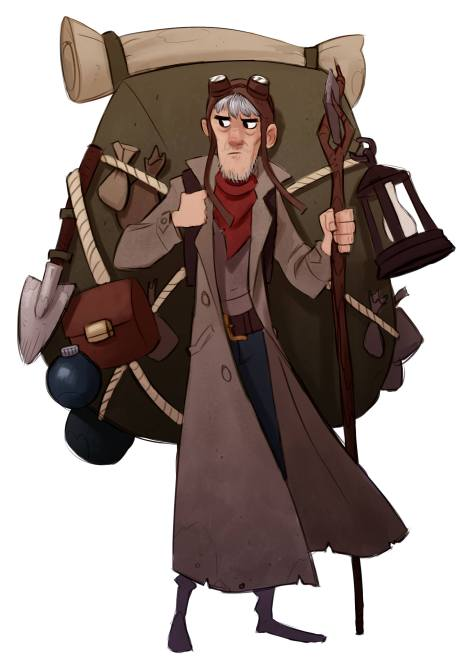 Gideon Vanduker Techno Wizard