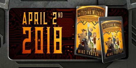 Publishing Date_The Techno Wizard_Mike Thayer
