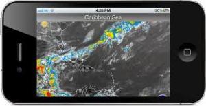 Mobile-Hurricane-Tracking-App