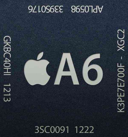 iPhone 5 Memory Size and Speed Revealed: 1GB LPDDR2-1066