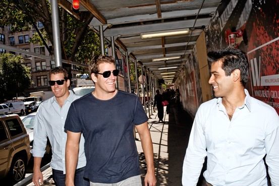 The Return of Facebook's Winklevoss Twins