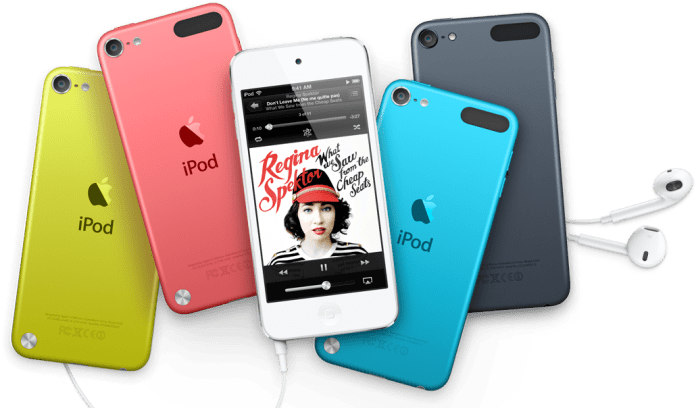 The All New iPod touch