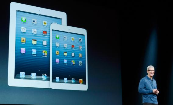 Apple Sells Three Million iPads in Three Days