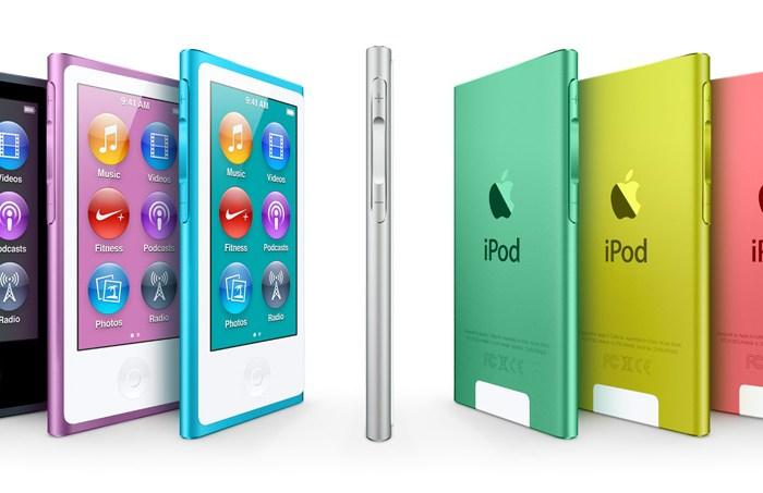 New iPod Nano Already Has A Software Update