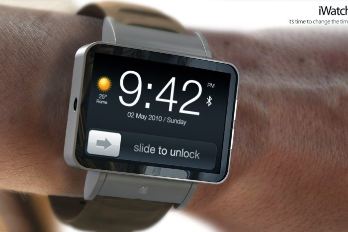 Apple's iWatch To Come Later Thus Year, Will Run On iOS