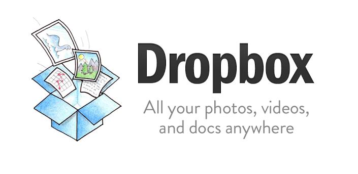 Dropbox banner