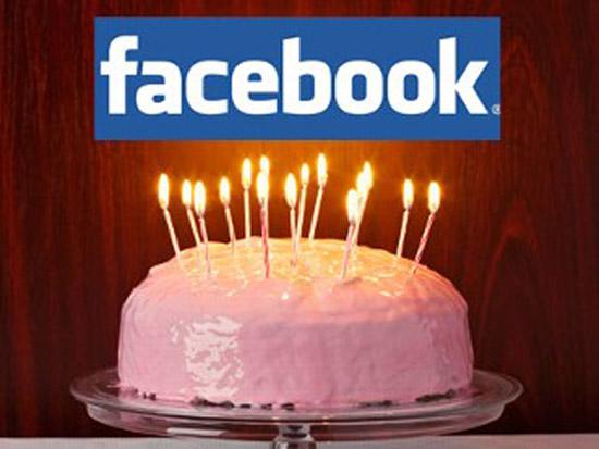 Happy Birthday, Facebook!
