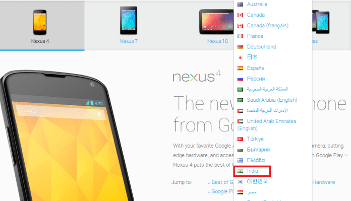 Google_Nexus_India