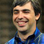 Larry Page Explains What Happened to His Voice