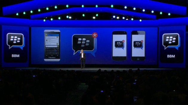 BBM for iOS and Android for Free this Summer