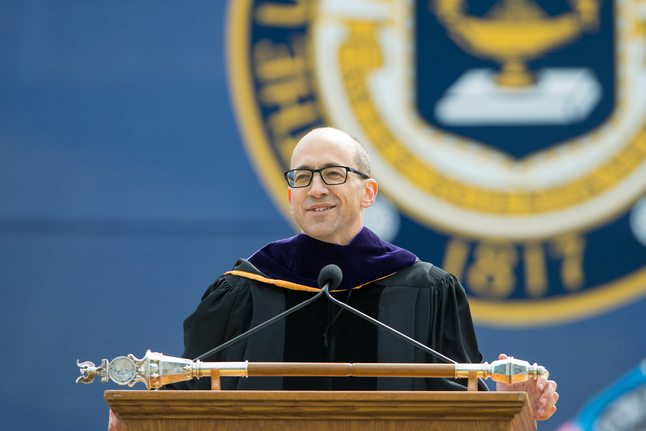 Dick Costolo University of Michigan