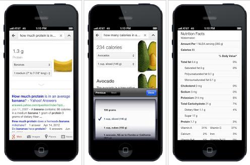 Google_Nutritional_Info